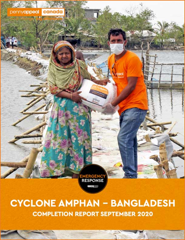 Cyclone Amphan - Bangladesh Completion Report September 2020