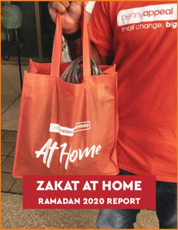 Zakat At Home Ramadan 2020 Report