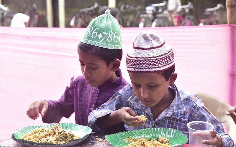 Qurbani Children